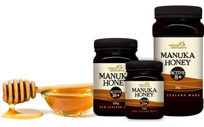 benefits of manuka honey 16+