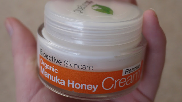 manuka honey eczema cream