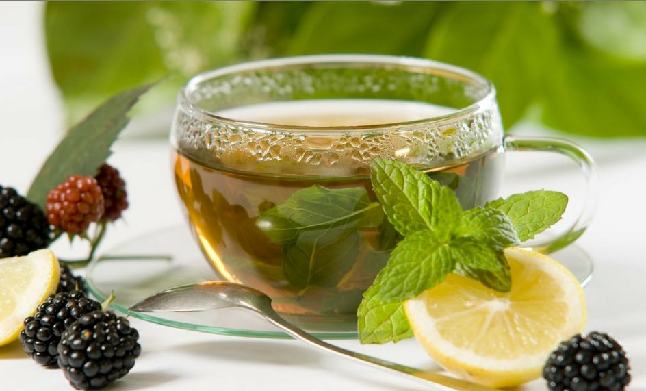 Health benefits honey green tea1
