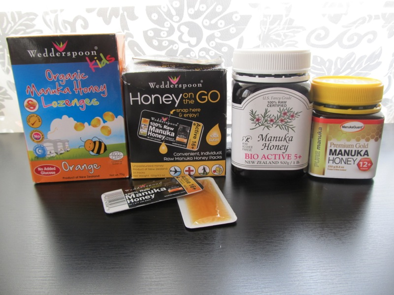 manuka honey medical grade1